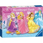 Ravensburger-07398 Pièces XXL - Disney Princess