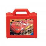 Ravensburger-07489 Puzzle Cubes - Les Voitures Cars