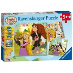 Ravensburger-08024 Disney Tangled - The Series - Raiponce