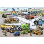 Ravensburger-08603 Activités de l'aéroport