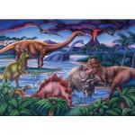 Ravensburger-08613 Le temps des dinosaures