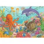 Ravensburger-08780 Ocean Friends