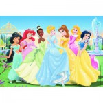 Ravensburger-08872 Princesses Disney