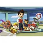 Ravensburger-09085 2 Puzzles - Pat' Patrouille