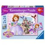 Ravensburger-09086 Princesse Sofia