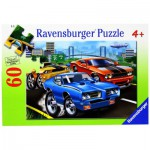 Ravensburger-09591 Muscle Car
