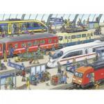 Ravensburger-09610 Gare Moderne