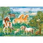 Ravensburger-09639 Mustang
