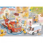 Ravensburger-09641 Intervention des Pompiers