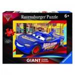 Ravensburger-09766 Puzzle Géant de Sol - Cars 3