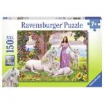 Ravensburger-10008 Belle Princesse
