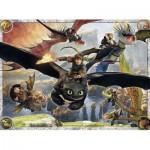 Ravensburger-10015 Dragons