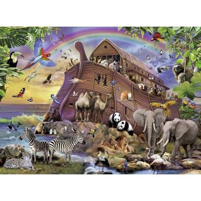 Ravensburger-10038 Pièces XXL - Arche de Noë