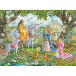 Ravensburger-10402 Pièces XXL - Princesses