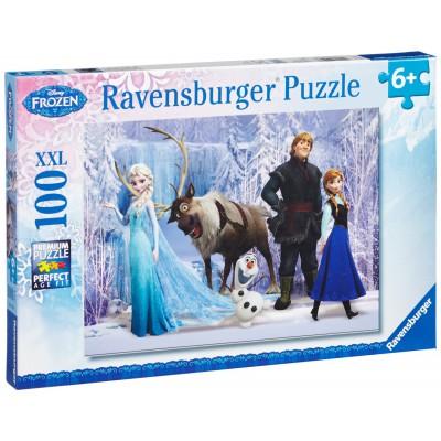 Ravensburger-10516 Pièces XXL - La Reine des Neiges