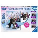 Ravensburger-10557 La Reine des Neiges : Trouvez les 9 Différences