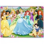 Ravensburger-10570 Pièces XXL - Disney Princess