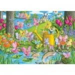 Ravensburger-10602 Le Jardin Magique