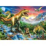 Ravensburger-10665 Le Temps des Dinosaures