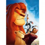 Ravensburger-10696 Le Roi Lion