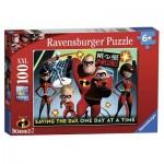 Ravensburger-10716 Pièces XXL - Disney Pixar The Incredibles 2