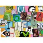 Ravensburger-10761 Pièces XXL - Alphabet Drôle