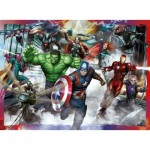 Ravensburger-10771 Pièces XXL - Avengers