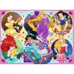 Ravensburger-10796 Pièces XXL - Disney Princess