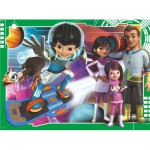 Ravensburger-10924 Pièces XXL - Disney Junior: Miles from Tomorrowland