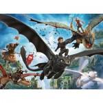 Ravensburger-10955 Pièces XXL - Dragon
