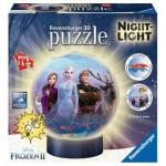 Ravensburger-11141 Puzzle 3D avec Led - Frozen II