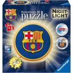 Ravensburger-11166 Puzzle Ball 3D avec Led - FC Barcelone