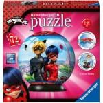 Ravensburger-11167 Puzzle 3D - Miraculous