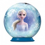 Ravensburger-11182-03 Puzzle Ball 3D - La Reine des Neiges II