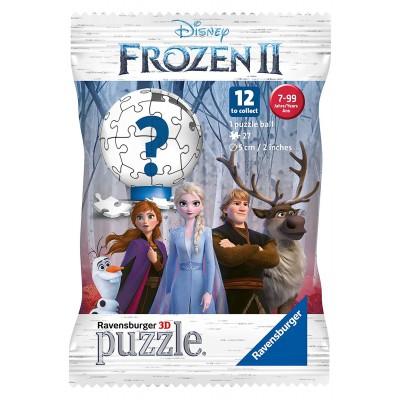 Ravensburger-11682 Puzzle Ball Surprise - La Reine des Neiges