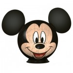 Ravensburger-11761 Puzzle 3D - Mickey