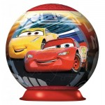 Ravensburger-11825 Puzzle Ball 3D - Cars 3