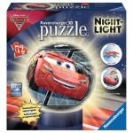 Ravensburger-11833 Puzzle 3D avec LED - Cars 3