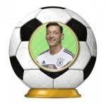 Ravensburger-11932 Puzzle Ball 3D - Mesut Özil