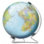 Ravensburger-12436 Puzzle 3D Globe