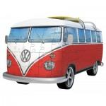 Ravensburger-12516 Puzzle 3D - Volkswagen T1