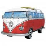 Ravensburger-12531 Puzzle 3D - Volkswagen T1