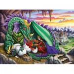 Ravensburger-12655 Pièces XXL - Reine des Dragons