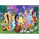 Ravensburger-12698 Favoris Disney