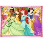 Ravensburger-12745 Pièces XXL - Disney Princess