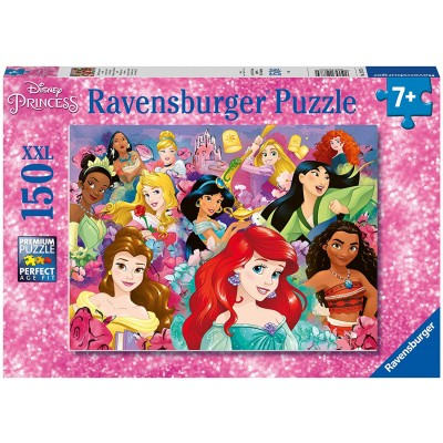 Ravensburger-12873 Pièces XXL - Disney Princess