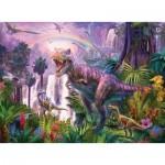 Ravensburger-12892 Pièces XXL - Pays des Dinosaures