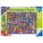 Ravensburger-12914 Pièces XXL - Super Zings