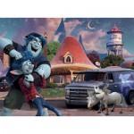 Ravensburger-12928 Pièces XXL - Disney Pixar - Onward