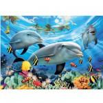 Ravensburger-13052 Le bal des dauphins